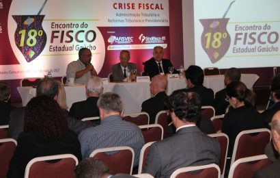 18º Encontro do Fisco| Parlamentares presentes no encerramento do evento